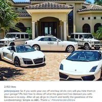 [Photo] Peter Okoye Of P-Square Shows Their Fleet Of Cars