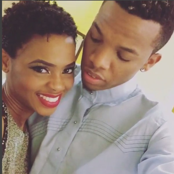 Chidinma and flavour dating games