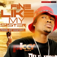BS GANG Presents; Piccyboy (@princepiccy) - Fine Like My Sister (prod. @uzybit)