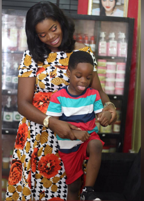 Wizkid son and Baby Mama