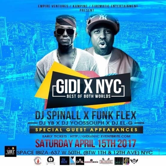 GIDI NYC