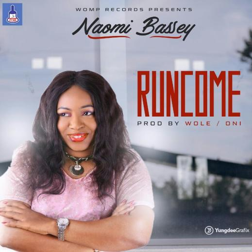 Naomi Bassey - Run Come (1)