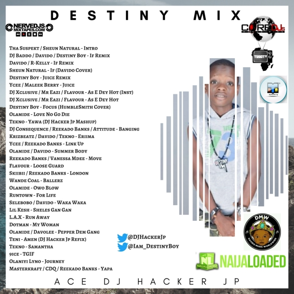 DESTINY MIX