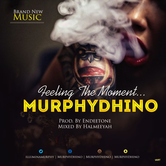 Murphydhino - Feeling The Moment-art