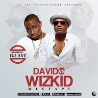 MIXTAPE: DJ Ayi – Davido vs Wizkid (The Battle Mix) @deejay_ayi