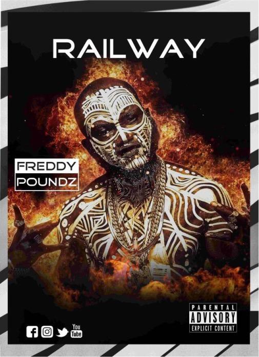 Freddy Poundz - Railway