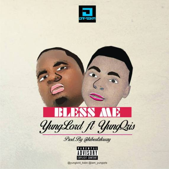 Bless Me Artwork