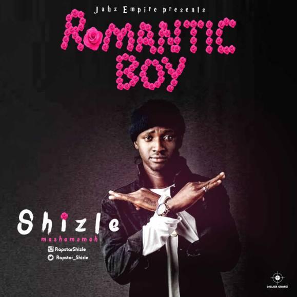 Shizle-Romantic-Boy-Artwork