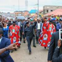 #Nigeria : News : Fayemi In Ado-Ekiti For Victory Procession