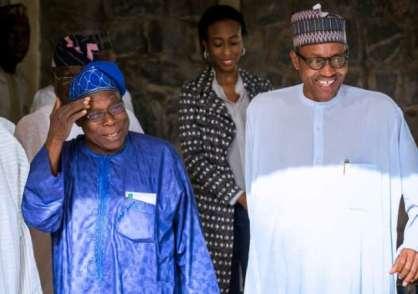 Former-president-Olusegun-Obasanjo-with-President-Muhammadu-Buhari