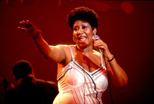 American musician Aretha died earlier this month