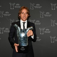 #UEFA : SPORTS : Luka Modrić is UEFA Men's Player of the Year