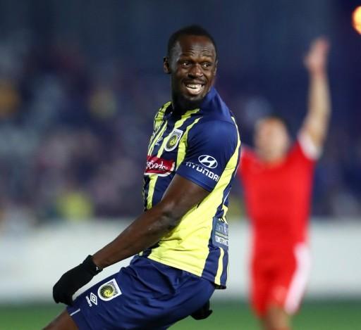 Usain-Bolt-Football-Debut