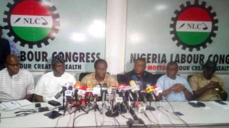 NLC-President-Ayuba-Wabba-middle-adressing-a-world-press-conference-at-its-headquarters-on-suspension-of-warning-strike-on-new-national-minimum-wage-768x431